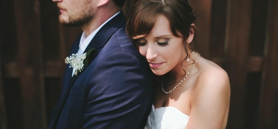 Tori and Wade | Backyard Wedding | Darien, NY