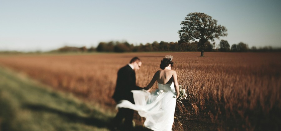 Katie and Peter | Something Blue | Wedding