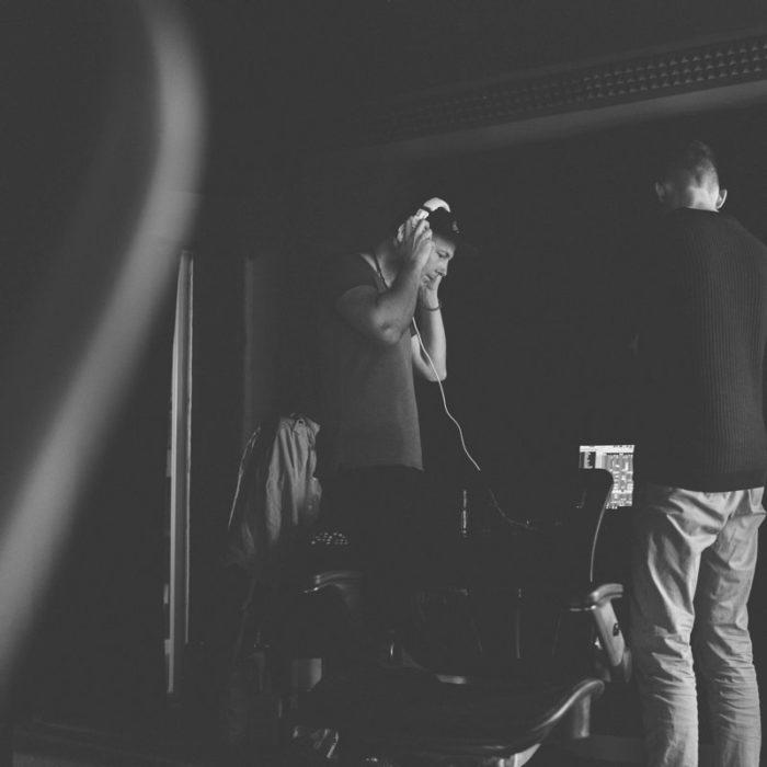 Generdyn and Zayde Wolf | In The Studio // Nashville